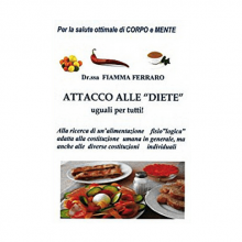 """Attacco alle """"Diete"""" Uguali per Tutti: E-Book"""