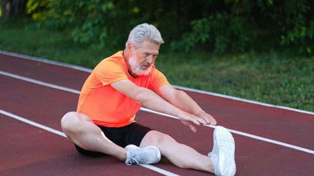 Il ginocchio e l'importanza del movimento fisico